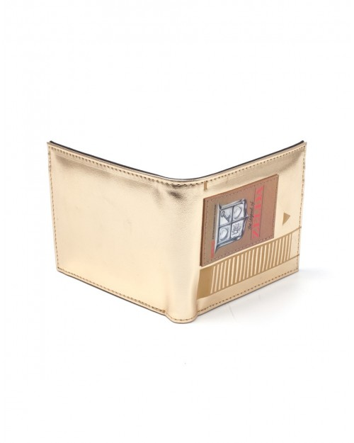 OFFICIAL NINTENDO - THE LEGEND OF ZELDA NES GOLD CARTRIDGE WALLET