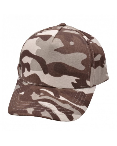 CARBON 212 - GREEN CAMOUGLAGE CURVED BASEBALL CAP