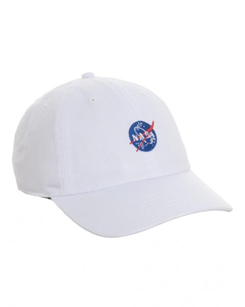 OFFICIAL NASA LOGO - STARS EFFECT DAD HAT BASEBALL STRAPBACK CAP