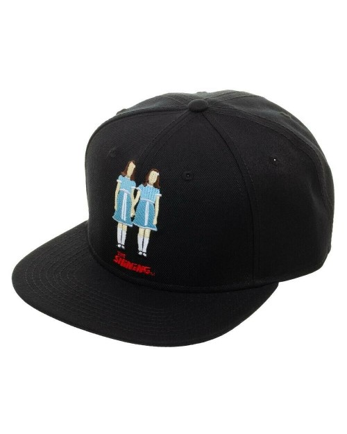 OFFICIAL THE SHINING - GRADY TWINS BLACK SNAPBACK CAP