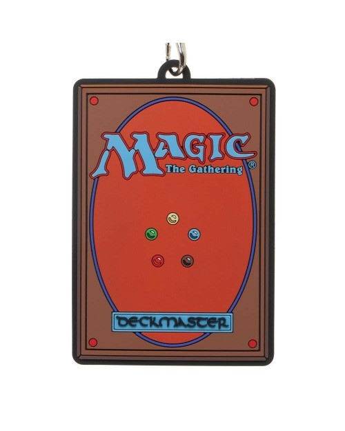 MAGIC THE GATHERING SYMBOLS 3D HOLDER PRINTED LANYARD