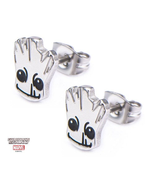 OFFICIAL MARVEL'S GUARDIANS OF THE GALAXY - BABY GROOT SHINY EARRINGS