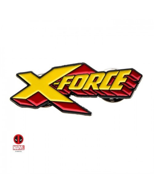 MARVEL COMICS X-FORCE METAL PIN BADGE