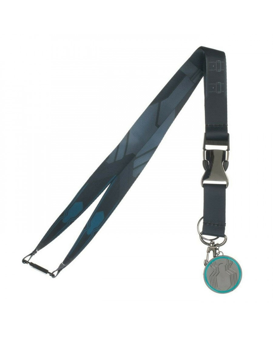 MARVEL COMICS SPIDER-MAN FAR FROM HOME STEALTH SUIT LANYARD