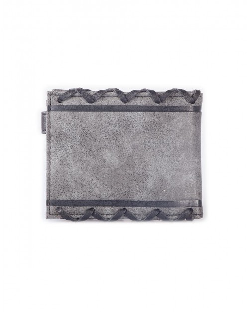 OFFICIAL DUNGEONS & DRAGONS LOGO COSTUME STYLED GREY WALLET
