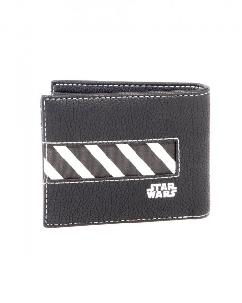 OFFICIAL STAR WARS RISE OF SKYWALKER (EP IX) STORM TROOPER BLACK WALLET