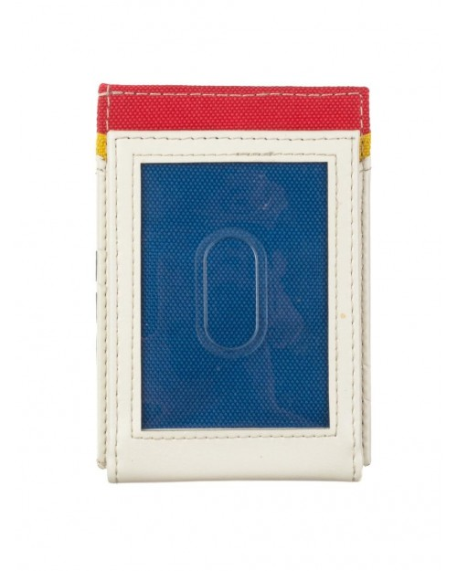 OFFICIAL MOBILE SUIT GUNDAM RX-78-2 WHITE MONEY CLIP/ CARD HOLDER