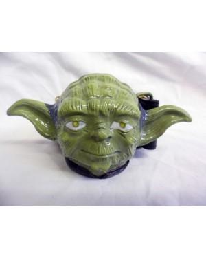 STAR WARS YODA HEAD 3D BUCKLE with BELT