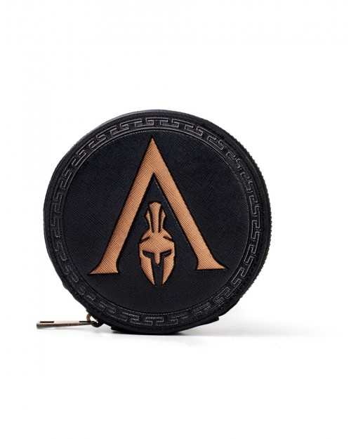 ASSASSIN'S CREED ODYSSEY SYMBOL ROUND COIN PURSE