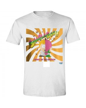 OFFICIAL SOUTH PARK - THE FRACTURED BUT WHOLE - MINTBERRY CRUNCH WHITE T-SHIRT