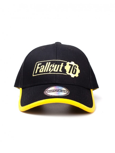 FALLOUT 76 BUNDLE - HAT AND NECKLACE