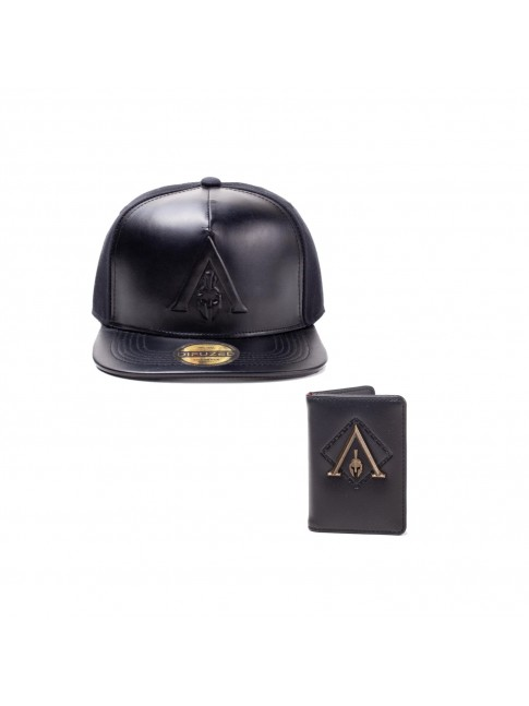 ASSASSIN'S CREED ODYSSEY BUNDLE - HAT AND WALLET