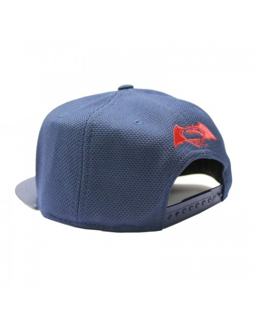 BATMAN V SUPERMAN: DAWN OF JUSTICE SUPERMAN (MAN OF STEEL) SYMBOL SNAPBACK CAP