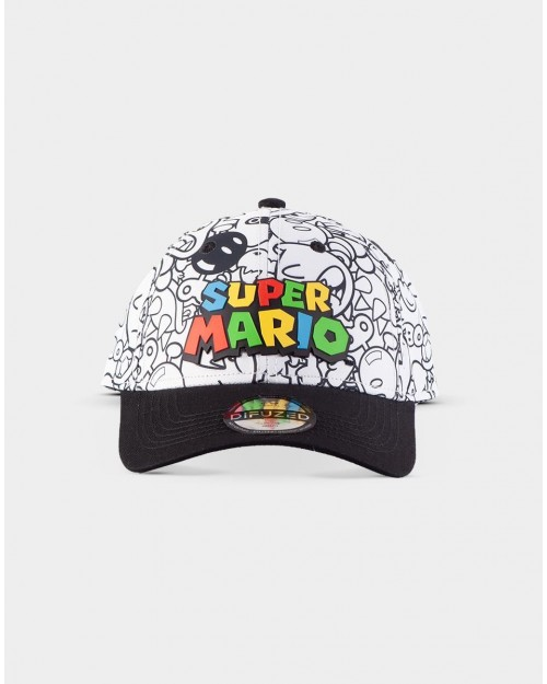 NINTENDO ANIMAL CROSSING STRAPBACK BASEBALL CAP