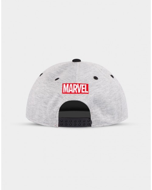 MARVEL COMICS SPIDER-MAN JAPANESE GRAFFITI SNAPBACK CAP