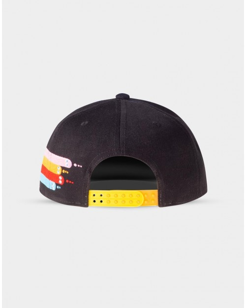 PAC-MAN, PINKY, CLYDE, BLINKY & INKY (40TH ANNIVERSARY) SNAPBACK CAP