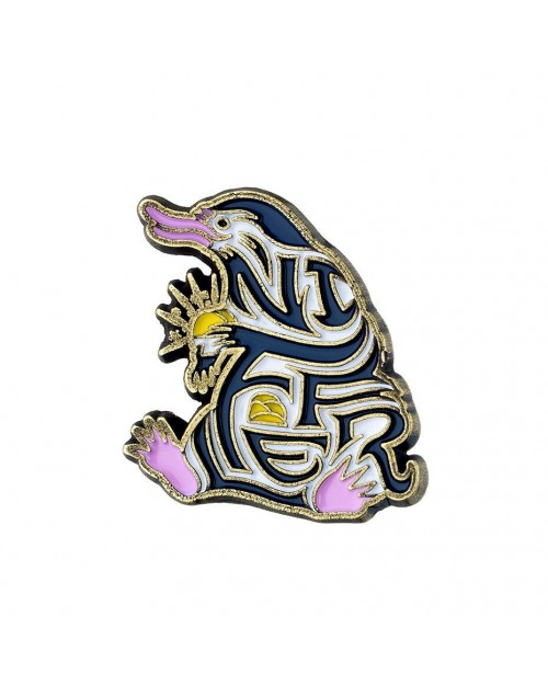 OFFICIAL FANTASTIC BEASTS AND WHERE TO FIND THEM NIFFLER PIN BADGE