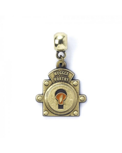 OFFICIAL FANTASTIC BEASTS MUGGLEWORTHY CHARM FOR BRACELET