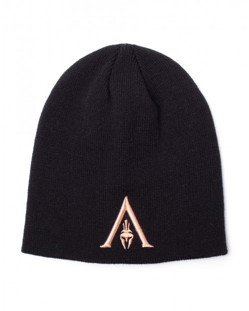 OFFICIAL ASSASSIN'S CREED ODYSSEY SYMBOL BLACK BEANIE