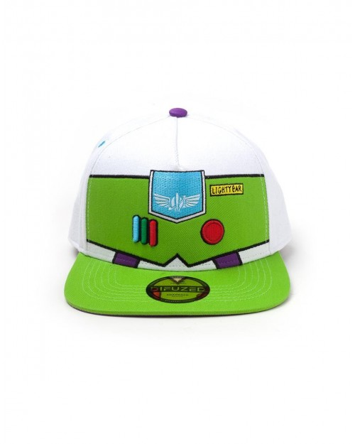 OFFICIAL DISNEY TOY STORY BUZZ LIGHTYEAR SUIT UP SNAPBACK CAP