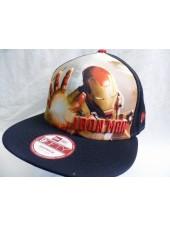 IRON MAN 9FIFTY NEW ERA SNAPBACK CAP