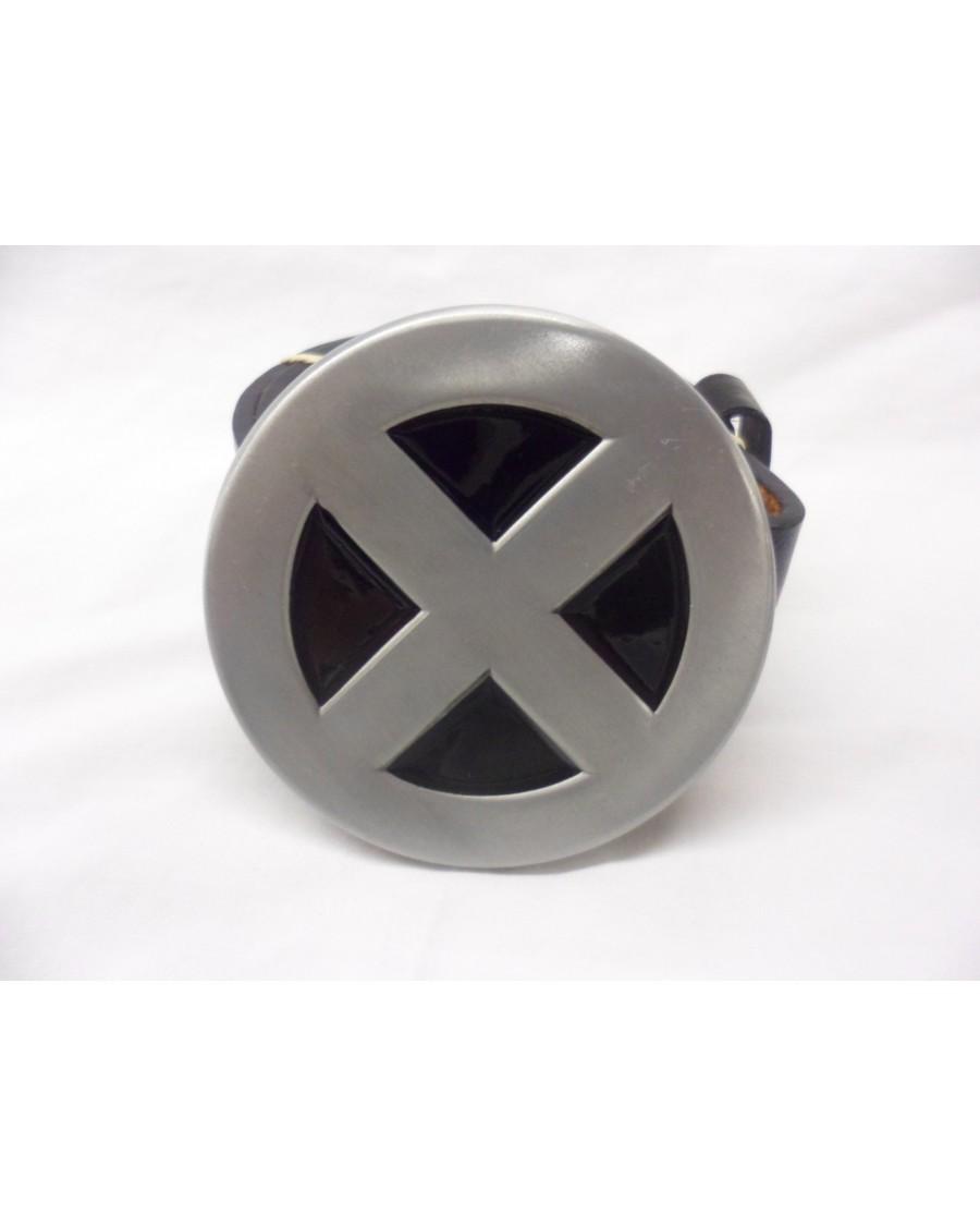 MARVEL'S X-MEN LOGO/ SYMBOL BUCKLE with BELT
