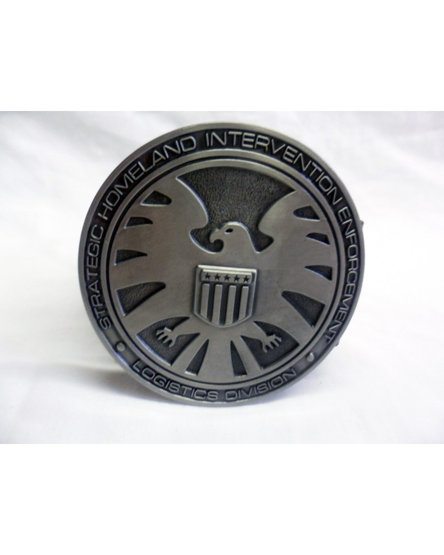 MARVEL'S AGENTS OF SHIELD LOGO BUCKLE with BELT
