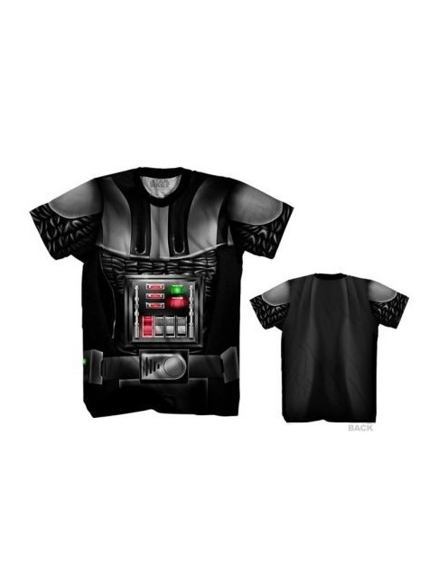 AWESOME STAR WARS DARTH VADER BODY COSTUME T-SHIRT