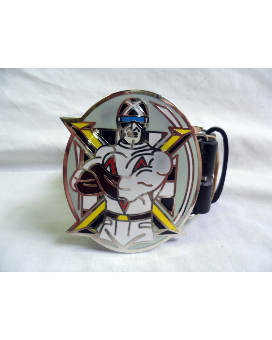 AWESOME SPEED RACER 'MACH GoGoGo' RACER X (THE MASKED RACER) BUCKLE with BELT