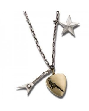 EMPIRE FLIERS '37 BICO I.D CLUSTER NECKLACE