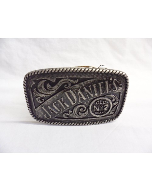 RODEO JACK DANIELS 'OLD NO7 BRAND' BUCKLE with BELT