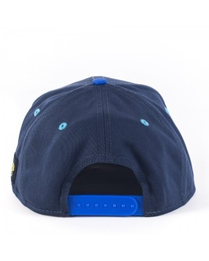 AWESOME AVENGERS THOR BLUE & YELLOW SNAPBACK CAP