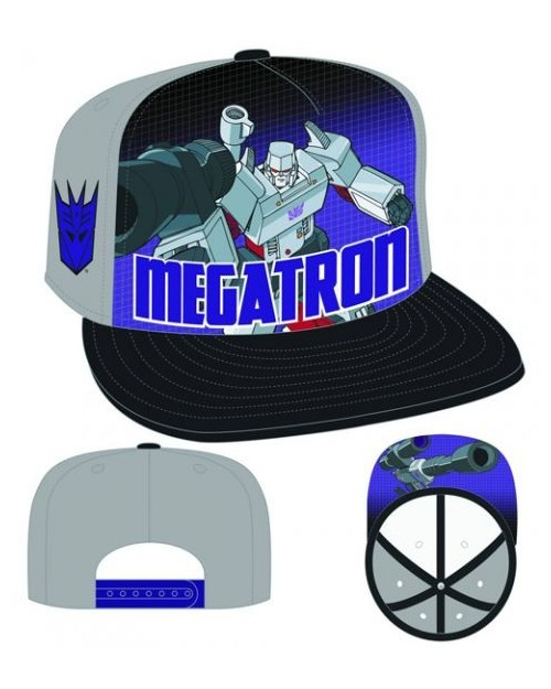 OFFICIAL TRANSFORMERS AUTOBOT OPTIMUS PRIME NEW ERA SNAPBACK CAP