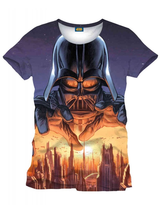 STAR WARS STORMTROOPER ALL OVER PRINT SUBLIMATION T-SHIRT