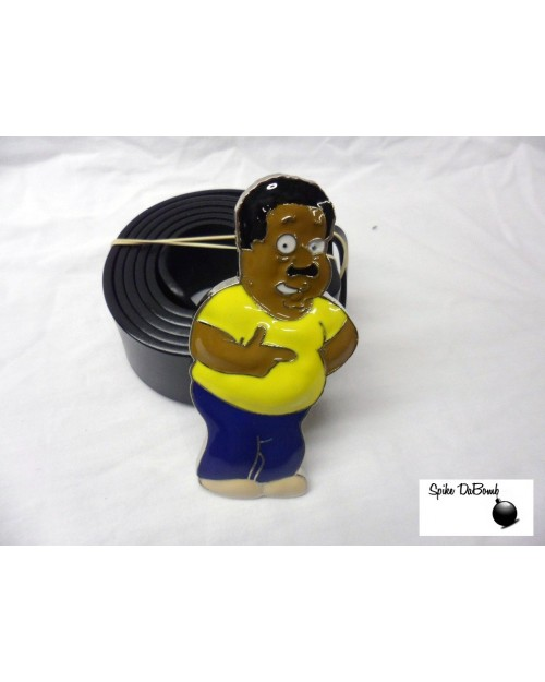 FREAKIN' SWEET FAMILY GUY'S QUAGMIRE BUCKLE with BELT