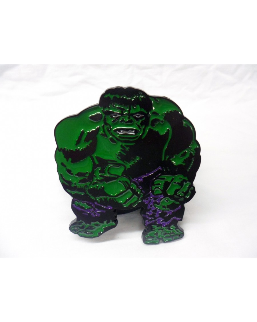MARVEL'S THE INCREDIBLE HULK BUCKLE with BELT