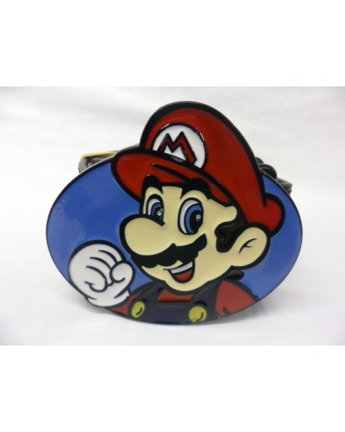 RETRO SUPER MARIO BROS BUCKLE with BELT