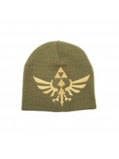 OFFICIAL THE LEGEND OF ZELDA TRIFORCE GREEN BEANIE