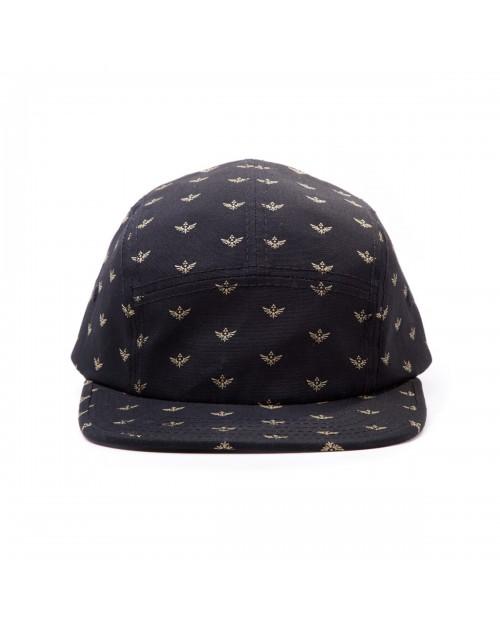 THE LEGEND OF ZELDA TILED TRIFORCE BLACK CAP