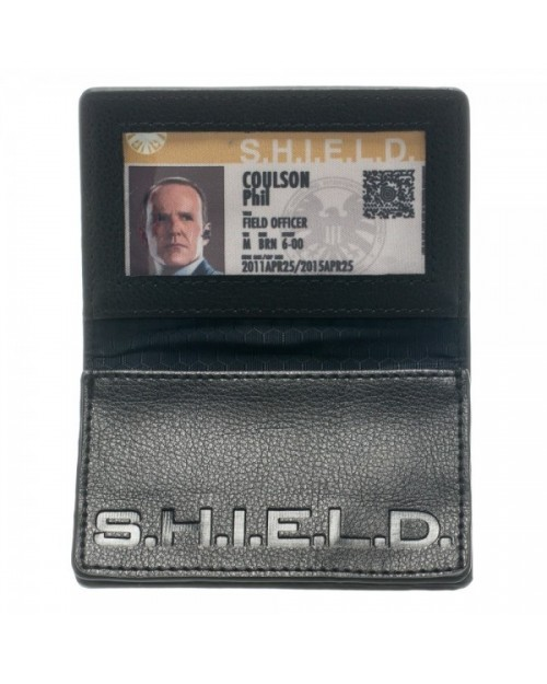 MARVEL'S AGENTS OF SHIELD - AGENT COULSON ID BADGE WALLET