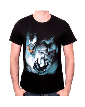 MARVEL'S THE AMAZING SPIDERMAN VENOM LOOKING RATHER ANGRY T-SHIRT
