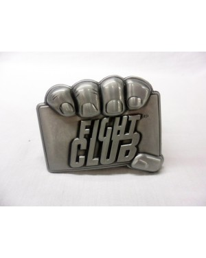ICONIC FIGHT CLUB SOAP BUCKLE with BELT
