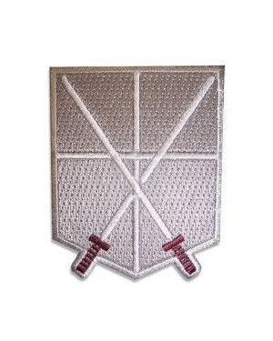ATTACK ON TITAN CADET CORPS PATCH