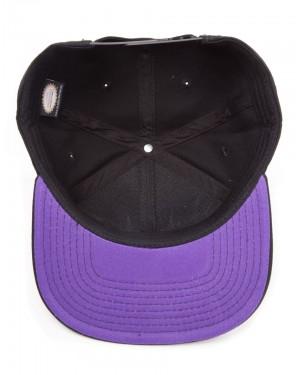 THE LEGEND OF ZELDA MAJORA'S MASK BLACK SNAPBACK CAP