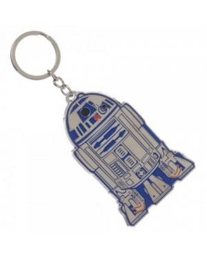 OFFICIAL STAR WARS R2-D2 METAL KEYRING