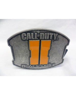 CALL OF DUTY: BLACK OPS 2 BIG BUCKLE with BELT