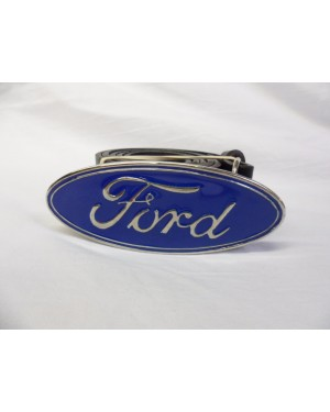 FORD CAR BADGE LOGO BUCKLE with BELT