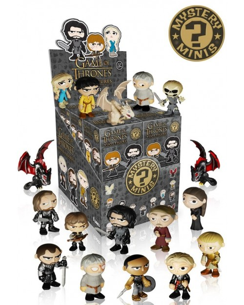 FUNKO MYSTERY MINI BLIND BOX: GAME OF THRONES SERIES 2