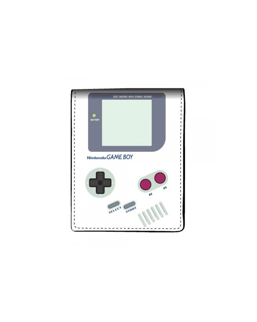 OFFICIAL NINTENDO'S GAME BOY STYLED BI-FOLD WALLET