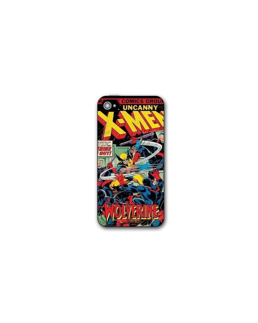 RETRO X-MEN THE WOLVERINE  IPHONE 5 HARD CASE